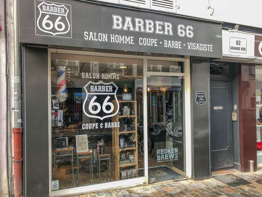 Barber 66